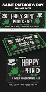 st patrick facebook cover template facebook timeline covers social a here