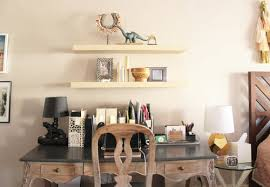 tiny home office ideas. Photo By Sarah Seung-McFarland, Courtesy Of Houzz Tiny Home Office Ideas