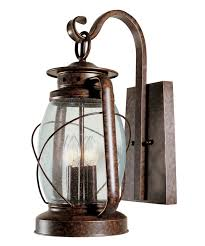 rustic outdoor hanging light fixtures pendant barn style copper lights log cabin outdoor light rustic