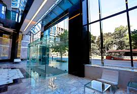 structural glass vestibule 1350 i street washington d c