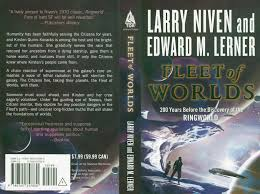 i ve used the book fleet of worlds as something of a template for a lot of my formatting and i really like the font used on the back cover