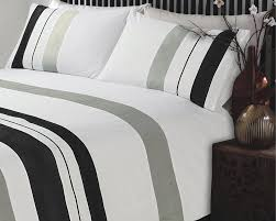 plain white king size duvet cover the duvets gant rig stripe duvet cover light grey king