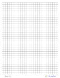 Standard Graphing Paper You May Select Either 1 10 1 4 3 8