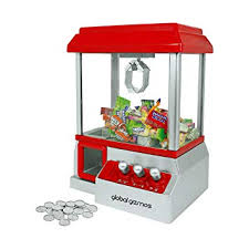 Sweet Vending Machine Argos Magnificent Global Gizmos Benross Candy Grabber Machine Amazoncouk Toys Games