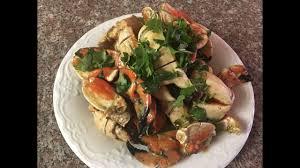 Easy Asian Stir Fried Crab Recipe - YouTube