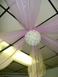 Tulle Fabric Wedding Decorations Wedding And Event Dccor Workshop