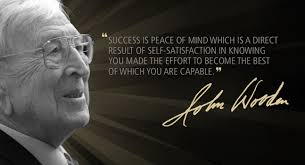 John Wooden Leadership Quotes Adorable John R Wooden Leadership Institute Purdue University