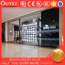 Mobile Display Cabinet Hot Sell Mobile Phone Display Cabinet Mobile Phone Store Furniture
