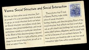 henslin chapter section  before you study the main features of social interaction look at the photo essay see if you can identify both social structure and social interaction in