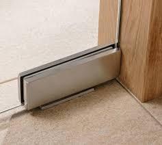 unica hinge for frameless glass doors
