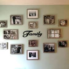 picture arrangements on wall picture frame arrangements on wall ideas family photo gallery wall valuable family