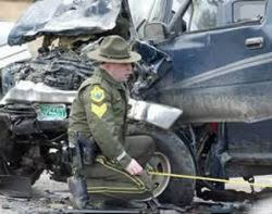 Crash Reconstruction Team Vermont State Police