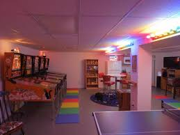 games room lighting. Jeff S Pinball Pages In Game Room Lighting Plans 8 Games 0