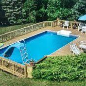 Interesting Rectangle Above Ground Swimming Pool Rectangular Pools Walmart Intended Inspiration Decorating