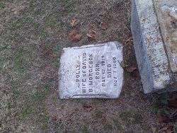 "Mary ""Polly"" Riley Morgeson (1818-1900) - Find A Grave Memorial"