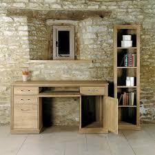 mobel solid oak reversible. mobel solid oak twin pedestal computer desk office baumhaus space u0026 reversible n