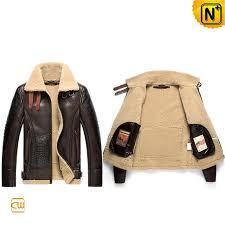 sheepskin b 3 flight jacket