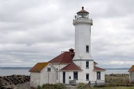 Point Wilson Lighthouse leased to nonprofit   Peninsula Daily News