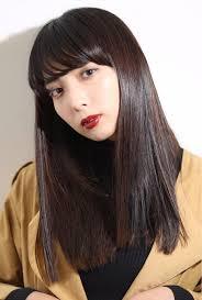 黒髪ロングストレートをさらに可愛くアップグレード Personal Style