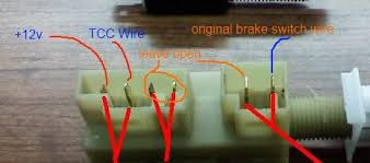 need someone to verify brake switch wiring please ls1tech so is this how i would wire the whole switch or do i need to do something different i want to make sure i put the wires in the right places