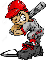 Image result for baseball cartoons
