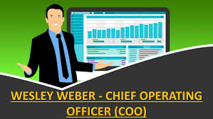 WESLEY WEBER - CHIEF OPERATING OFFICER (COO) by wesleyweber - issuu