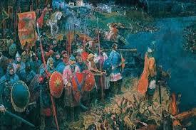 Освобождение Руси от Ордынской зависимости