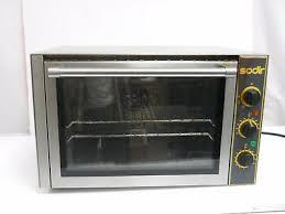 equipex commercial countertop convection oven model no fc33 1a 399 99