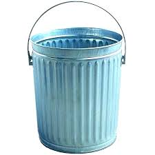 sears trash cans round metal trash can with lid sears garbage cans wheels bin gallon galvanized