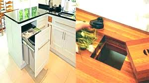 Kitchen Trash Can Ideas Interesting Inspiration Design