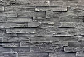 dark grey brick wallpaper wall mural