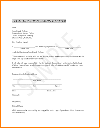 notarized letter guardianship letters sample notarized letter for entire meanwhile 11