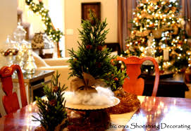 dining table decor small room attractive decoration christmas decorating ideas for dining room table  with christmas decor