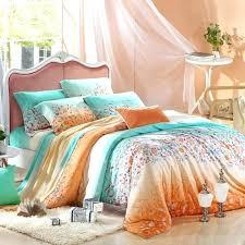 orange and blue bedding sets orange and blue bedding sets orange king size comforter sets blue