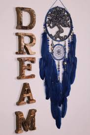 Dream Catcher Nyc Blue Dream Catcher Tree of life Dreamcatcher Lapis lazuli Dream 51