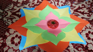 Small Picture DIY Home Decor Idea How To Make Paper Crafts step by step home