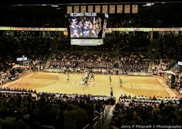 Home Of The Yellow Jackets Picture Of Mccamish Pavilion