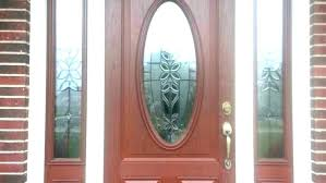 wood and glass front door half glass front door half glass front door exterior doors wooden