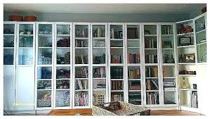 billy bookcase with glass doors shelf with glass doors book shelves with glass doors book shelves