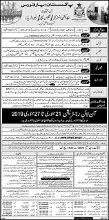 New Jobs Latest Jobs In Pakistan Air Force As Education Instructor