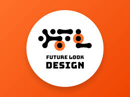 Look At The Future Of Graphic Design Future Look Design Logo Draft By Yu Han Chen On Dribbble