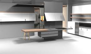 Modern Kitchen Design by Dada new Set Kitchen