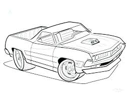 Coloring Pages Printable Car Coloring Pages For Toddlers Muscle To