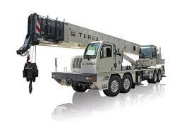 T 780 Truck Crane Terex Cranes