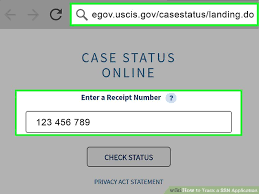 Wikihow Ssn Application Ways Track - A To 3