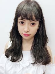 韓国で話題の大きいウェーブゆるふわ女子に大人気 Violet
