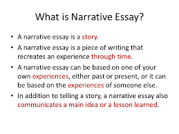 Tips On Writing A Narrative Essay How To Write A Narrative Essay Simple Tips