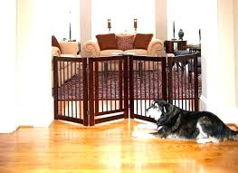 diy indoor dog gate pet fence co large gates for dogs small decorating with plants outdoors
