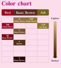 Liese Hair Dye Color Chart Hair Dye Living Amazing Life