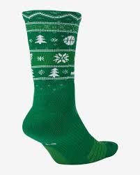 Nike Elite Socks With Designs Nike Elite Christmas Crew Socks